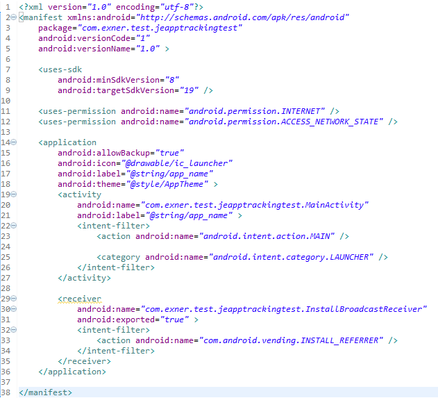 How to Track Play Store Campaign Codes – Web Analytics for