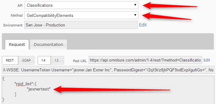 SAINT API and API Explorer – Web Analytics for Developers