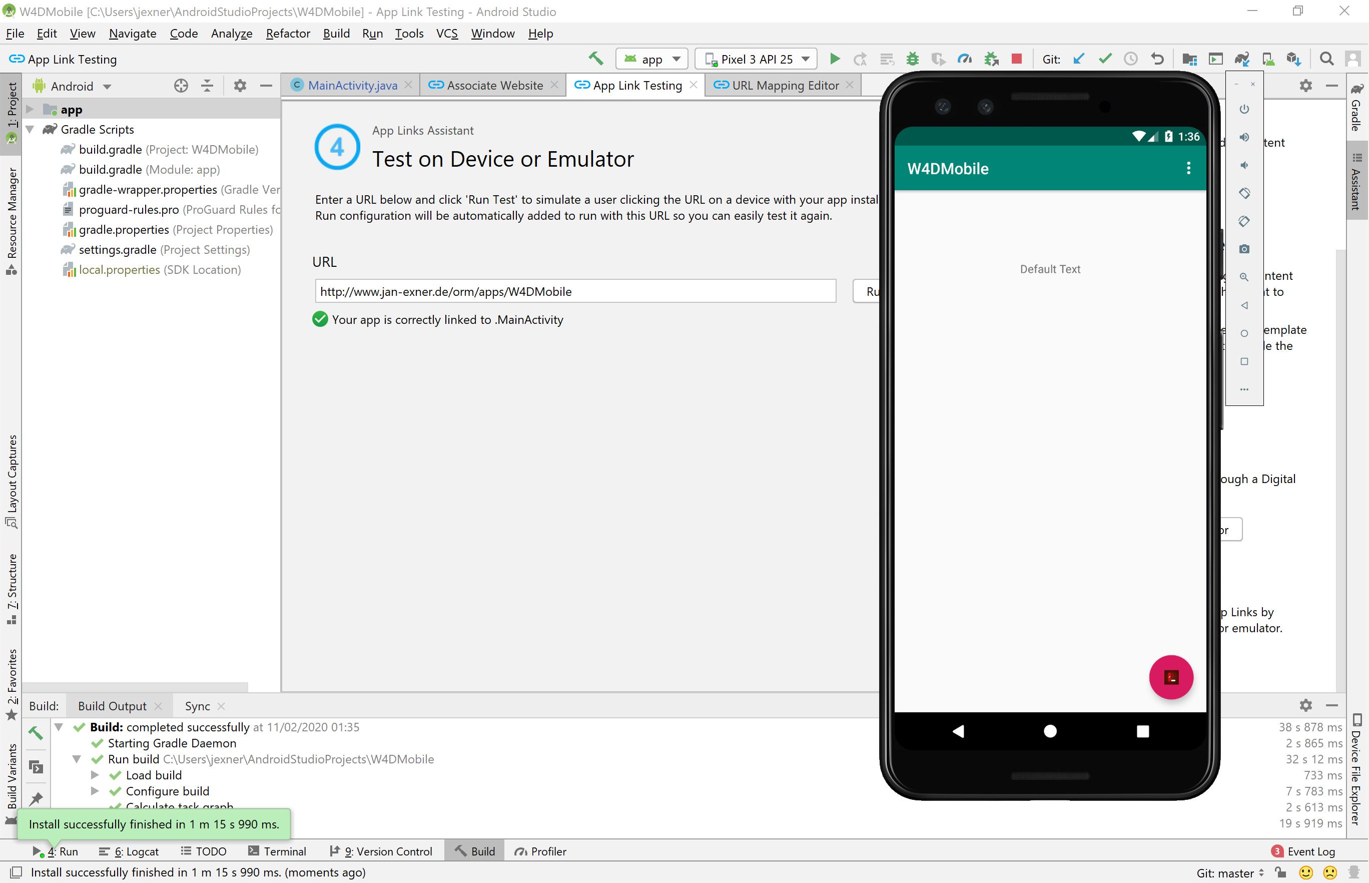 Adobe Experience Platform Mobile SDKs – Deep Links (more setup)
